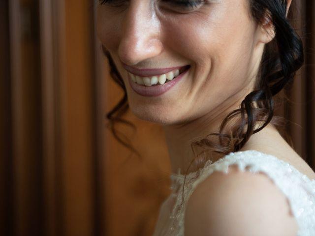 Il matrimonio di Simone e Laura a Inverigo, Como 8
