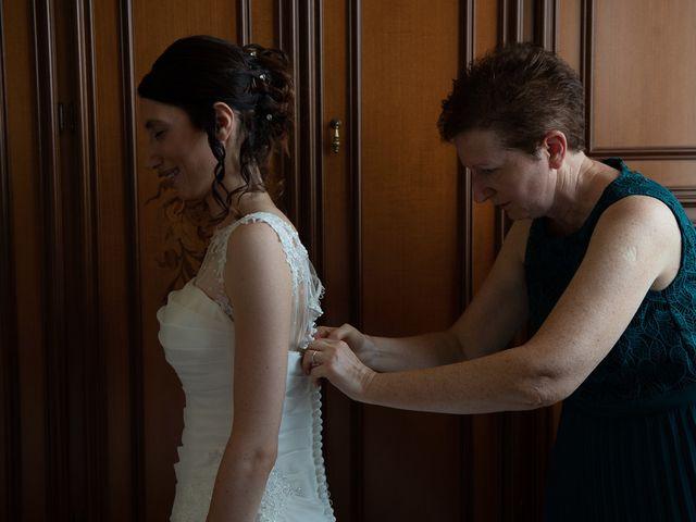 Il matrimonio di Simone e Laura a Inverigo, Como 9