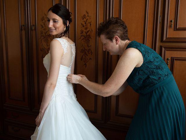 Il matrimonio di Simone e Laura a Inverigo, Como 11