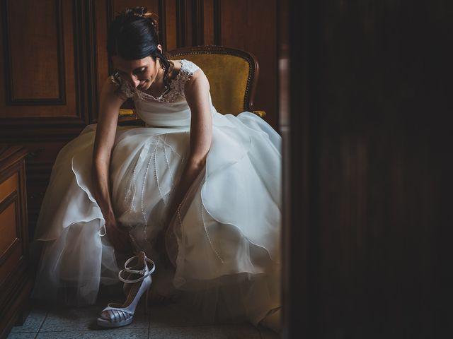 Il matrimonio di Simone e Laura a Inverigo, Como 12