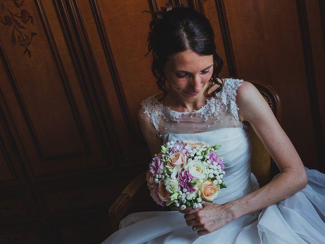 Il matrimonio di Simone e Laura a Inverigo, Como 13