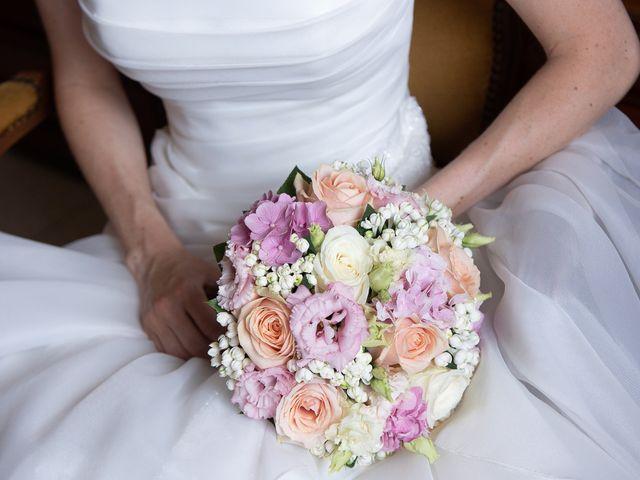 Il matrimonio di Simone e Laura a Inverigo, Como 14