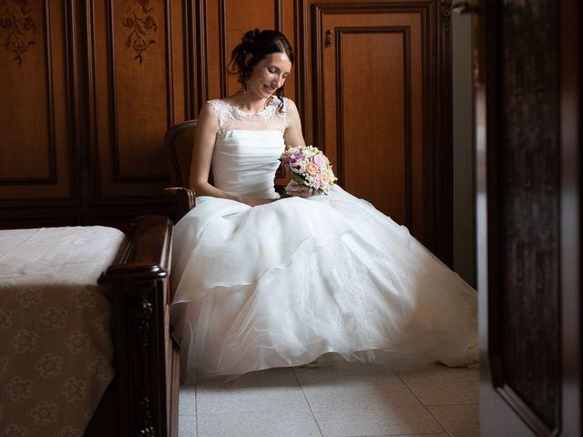 Il matrimonio di Simone e Laura a Inverigo, Como 15