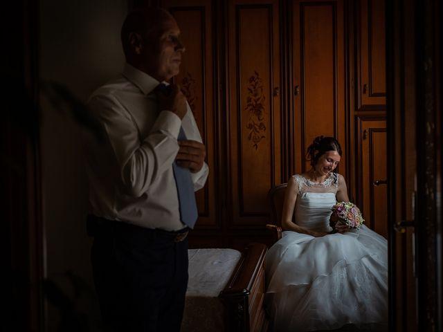 Il matrimonio di Simone e Laura a Inverigo, Como 16