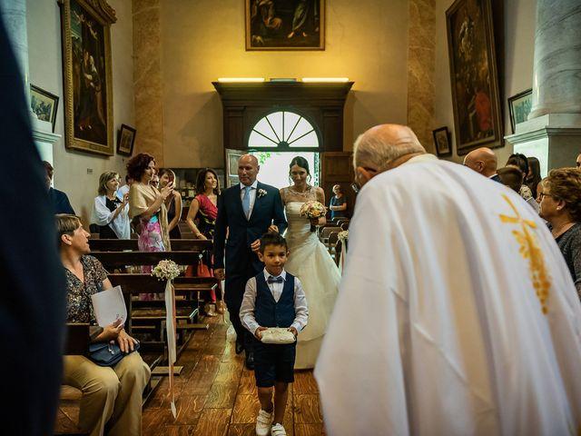Il matrimonio di Simone e Laura a Inverigo, Como 24