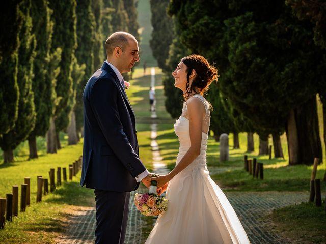 Il matrimonio di Simone e Laura a Inverigo, Como 33