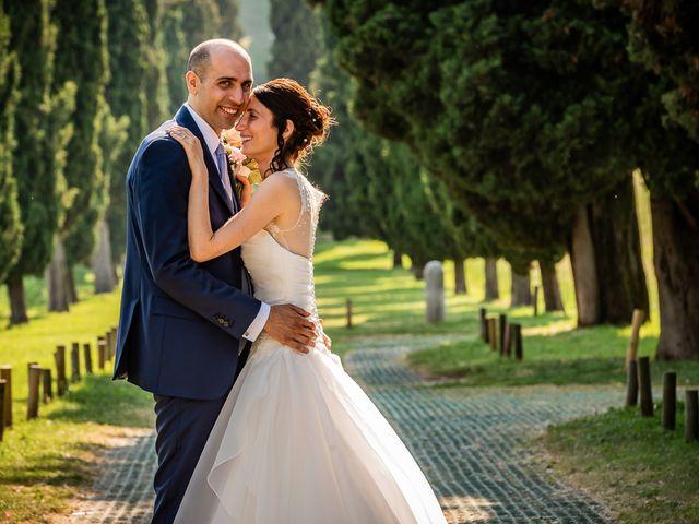 Il matrimonio di Simone e Laura a Inverigo, Como 34