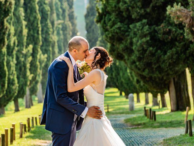 Il matrimonio di Simone e Laura a Inverigo, Como 35