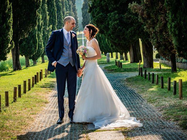 Il matrimonio di Simone e Laura a Inverigo, Como 36