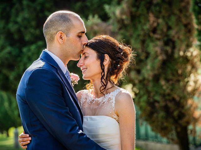 Il matrimonio di Simone e Laura a Inverigo, Como 37