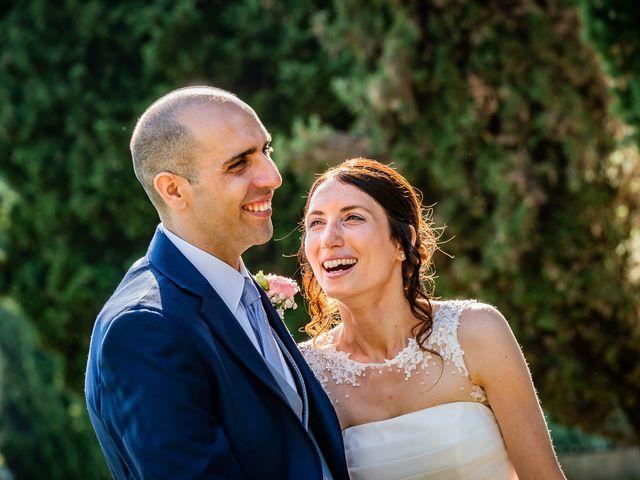 Il matrimonio di Simone e Laura a Inverigo, Como 38