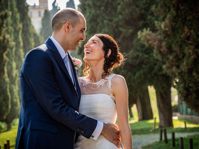 Il matrimonio di Simone e Laura a Inverigo, Como 41