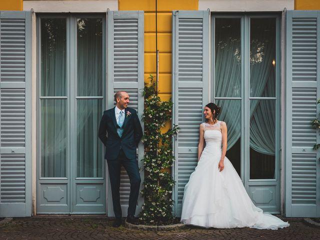 Il matrimonio di Simone e Laura a Inverigo, Como 51