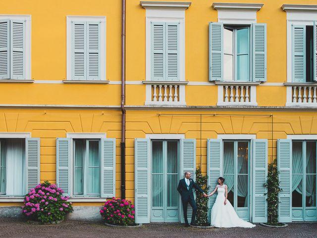 Il matrimonio di Simone e Laura a Inverigo, Como 52