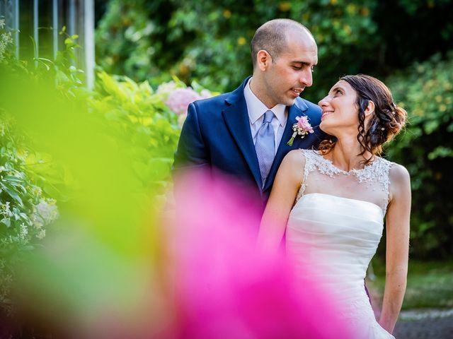 Il matrimonio di Simone e Laura a Inverigo, Como 53