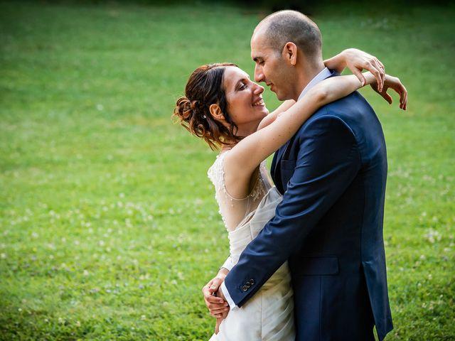 Il matrimonio di Simone e Laura a Inverigo, Como 55