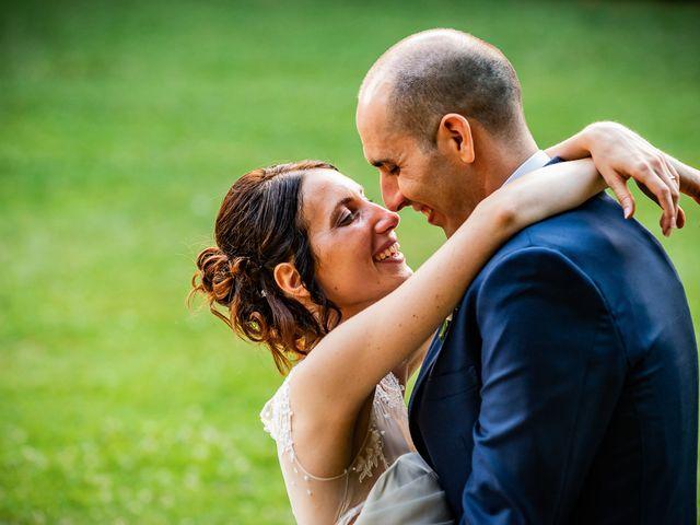 Il matrimonio di Simone e Laura a Inverigo, Como 56