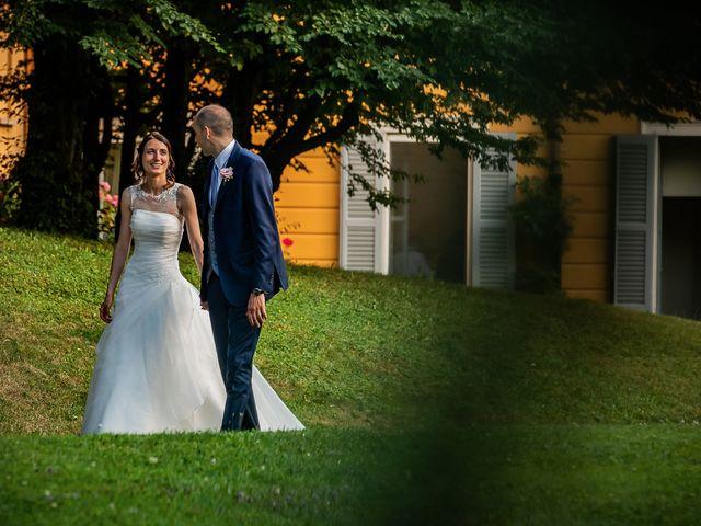 Il matrimonio di Simone e Laura a Inverigo, Como 58