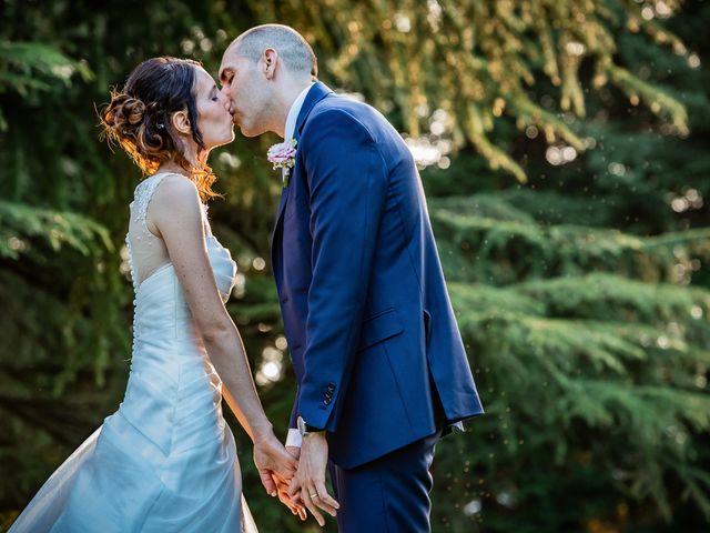 Il matrimonio di Simone e Laura a Inverigo, Como 60