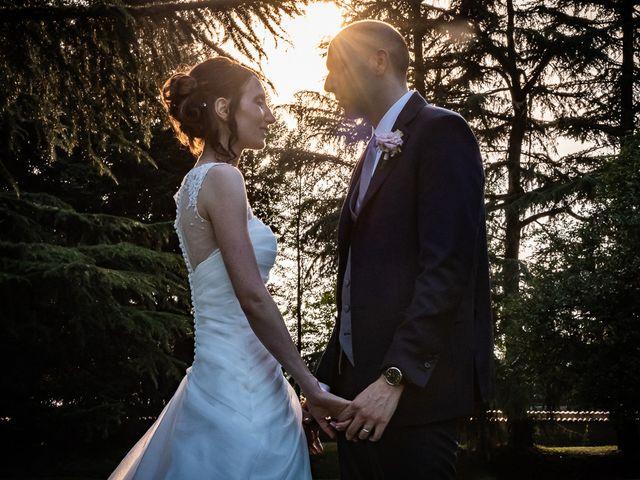 Il matrimonio di Simone e Laura a Inverigo, Como 61