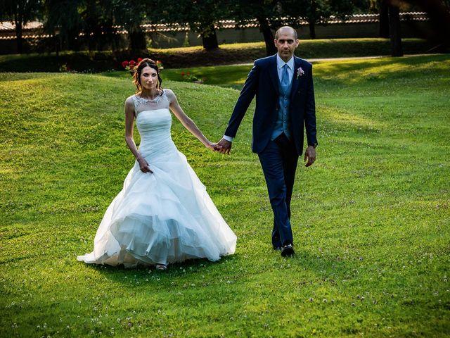 Il matrimonio di Simone e Laura a Inverigo, Como 65