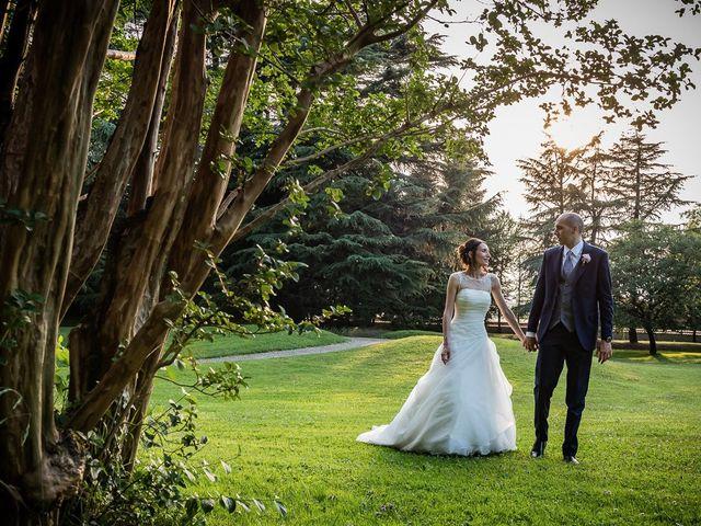 Il matrimonio di Simone e Laura a Inverigo, Como 69