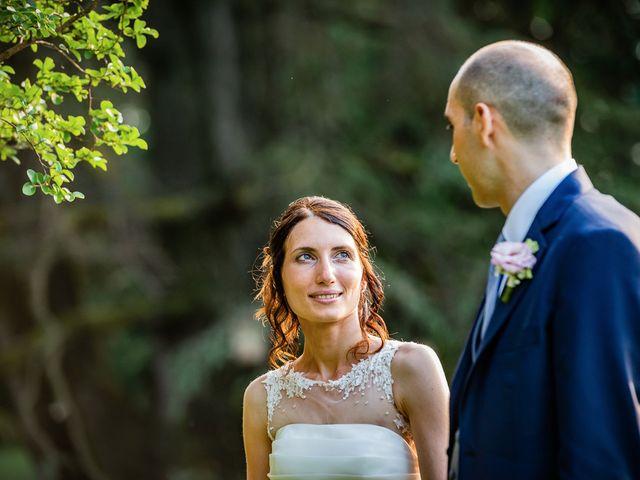 Il matrimonio di Simone e Laura a Inverigo, Como 71