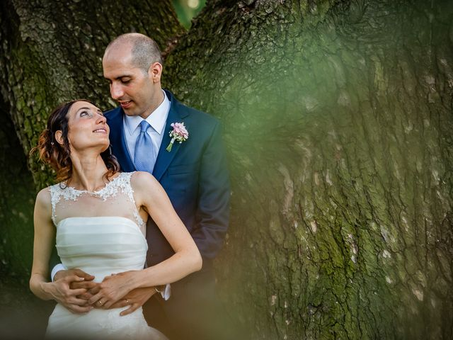 Il matrimonio di Simone e Laura a Inverigo, Como 72