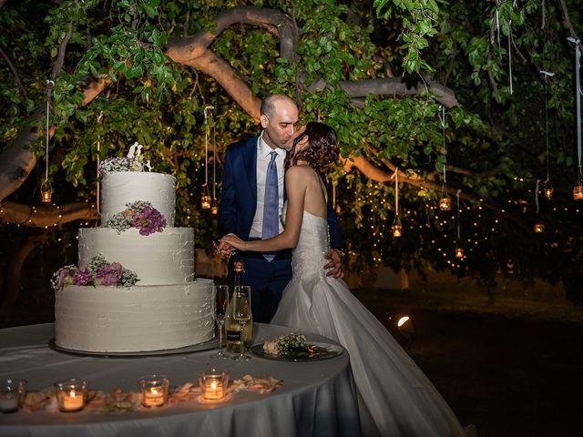 Il matrimonio di Simone e Laura a Inverigo, Como 74