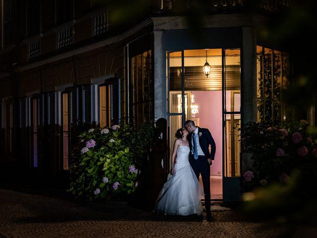 Il matrimonio di Simone e Laura a Inverigo, Como 79