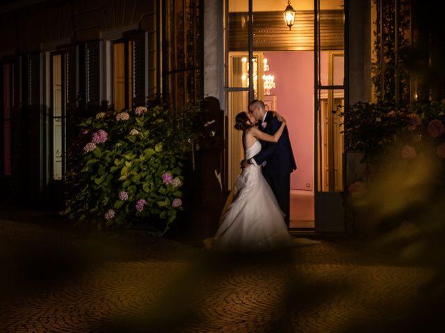Il matrimonio di Simone e Laura a Inverigo, Como 80