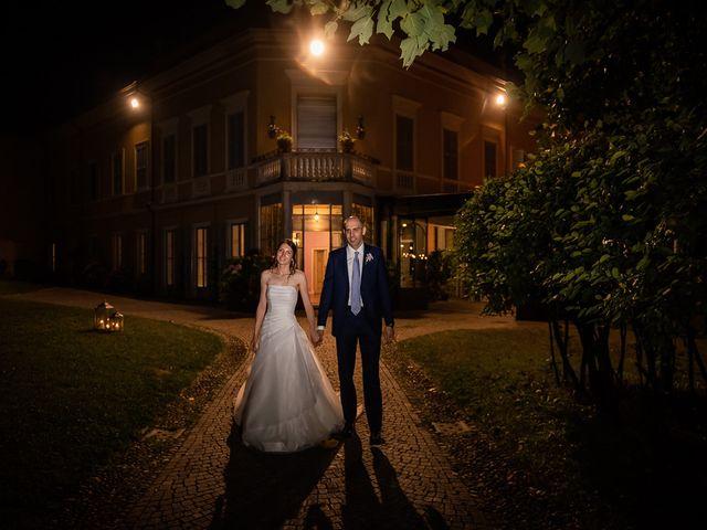 Il matrimonio di Simone e Laura a Inverigo, Como 81