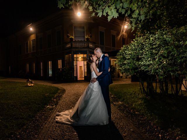 Il matrimonio di Simone e Laura a Inverigo, Como 83