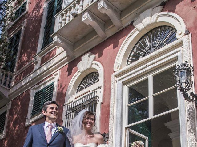 Il matrimonio di David e Sara a Santa Margherita Ligure, Genova 12