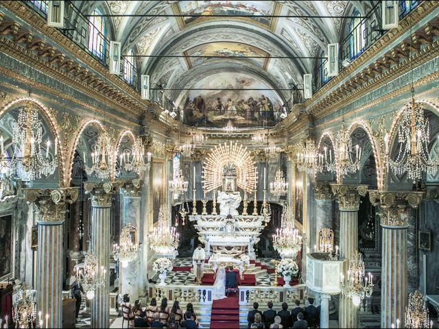 Il matrimonio di David e Sara a Santa Margherita Ligure, Genova 14