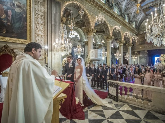 Il matrimonio di David e Sara a Santa Margherita Ligure, Genova 15