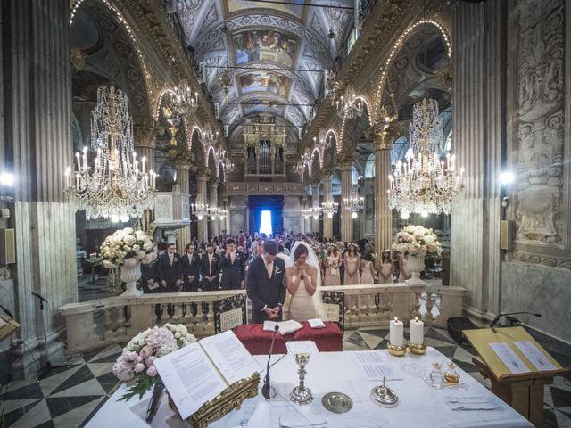 Il matrimonio di David e Sara a Santa Margherita Ligure, Genova 16