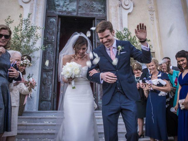 Il matrimonio di David e Sara a Santa Margherita Ligure, Genova 19