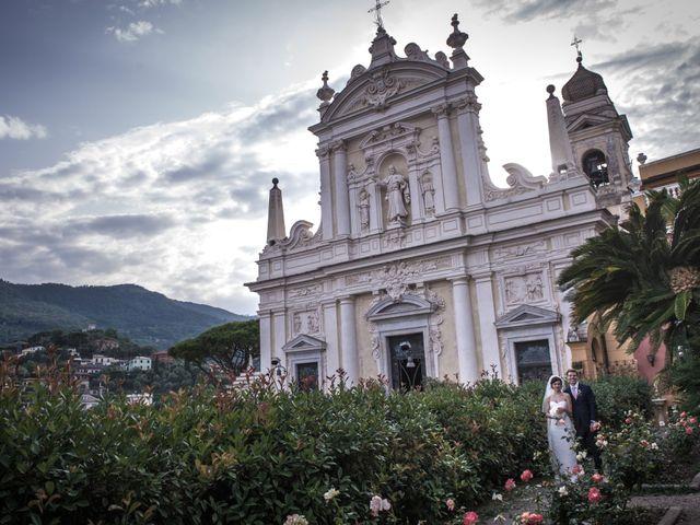 Il matrimonio di David e Sara a Santa Margherita Ligure, Genova 21