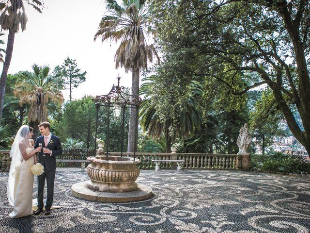Il matrimonio di David e Sara a Santa Margherita Ligure, Genova 24