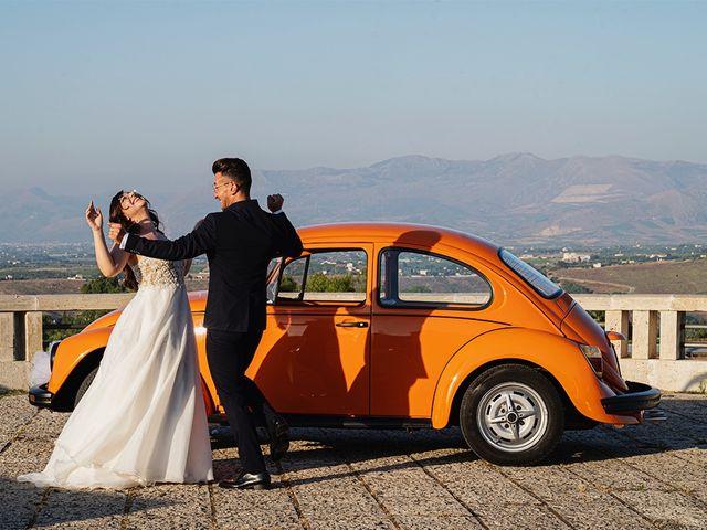 Il matrimonio di Ignazio e Daniela a Alcamo, Trapani 30