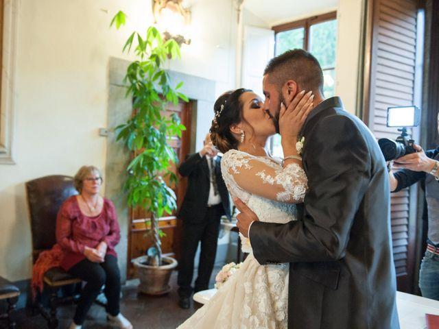 Il matrimonio di Michele e Sara a Lucca, Lucca 4