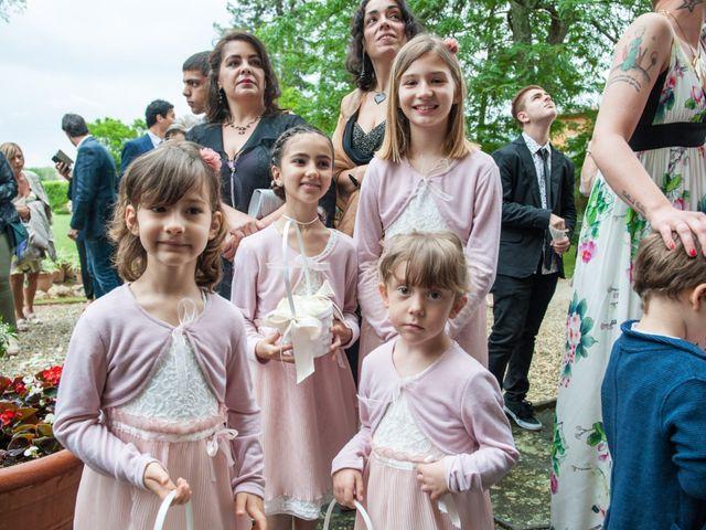 Il matrimonio di Michele e Sara a Lucca, Lucca 5