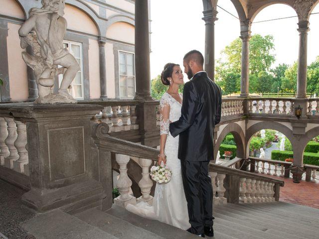 Il matrimonio di Michele e Sara a Lucca, Lucca 12