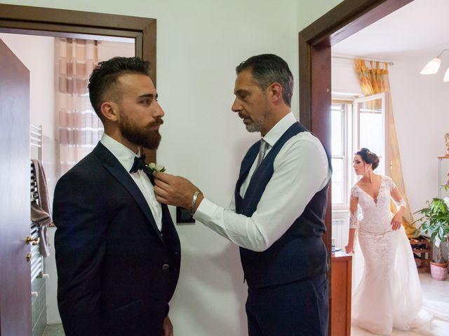 Il matrimonio di Michele e Sara a Lucca, Lucca 20