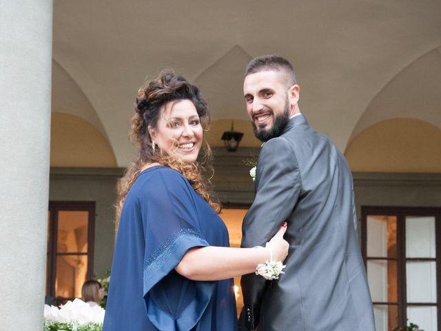 Il matrimonio di Michele e Sara a Lucca, Lucca 21