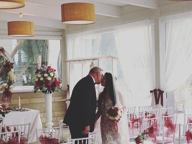 Il matrimonio di John David e Marta a Manfredonia, Foggia 8