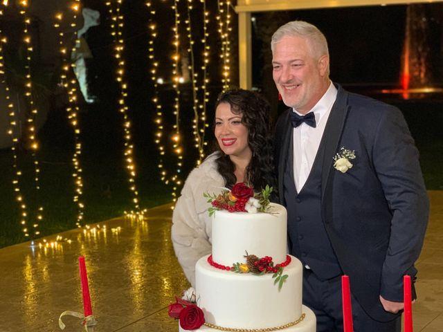Il matrimonio di John David e Marta a Manfredonia, Foggia 13