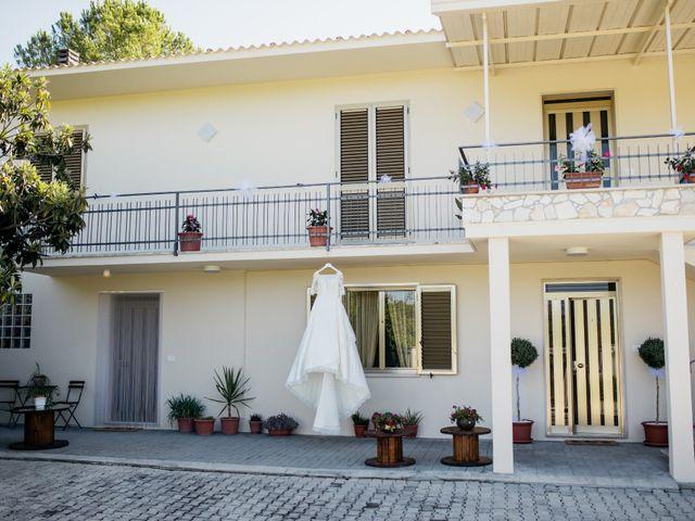 Il matrimonio di Alessandro e Cristina a Manoppello, Pescara 7