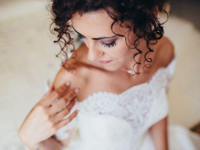 Il matrimonio di Alessandro e Cristina a Manoppello, Pescara 1